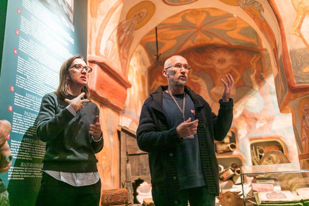 Экскурсии с переводом на жестовый язык