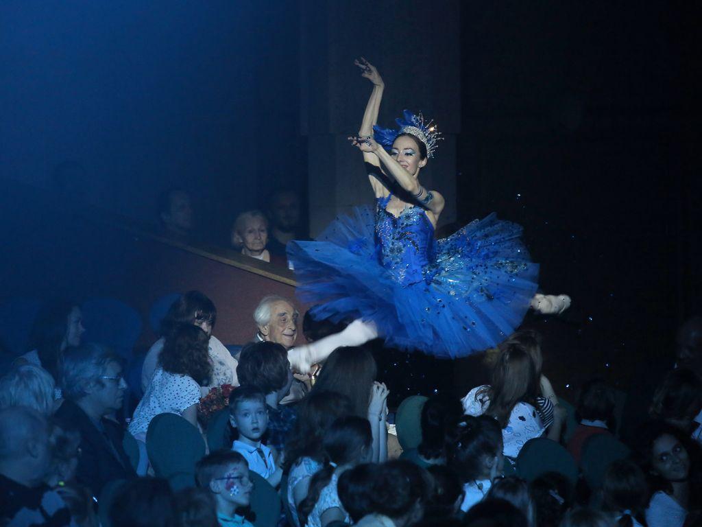 Синяя птица в Детском музыкальном театре Наталии Сац