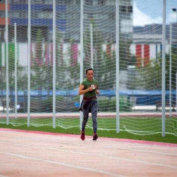 Спорт на ВДНХ осенью: чем заняться на свежем воздухе