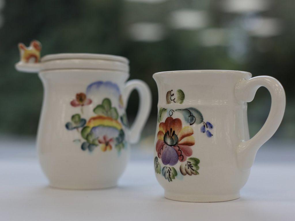 Семикаракорская керамикая —чайный набор