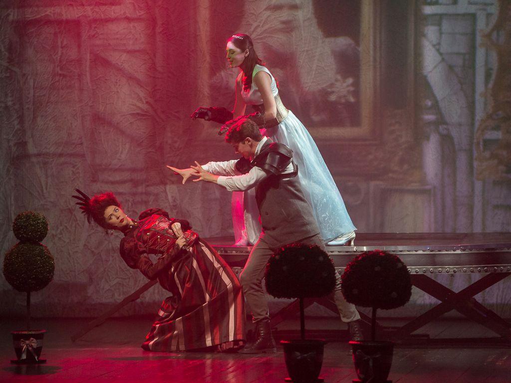Театр юного зрителя: спектакль