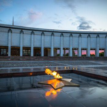 Доступ посетителей в Музей Победы не прекратится ни на один день
