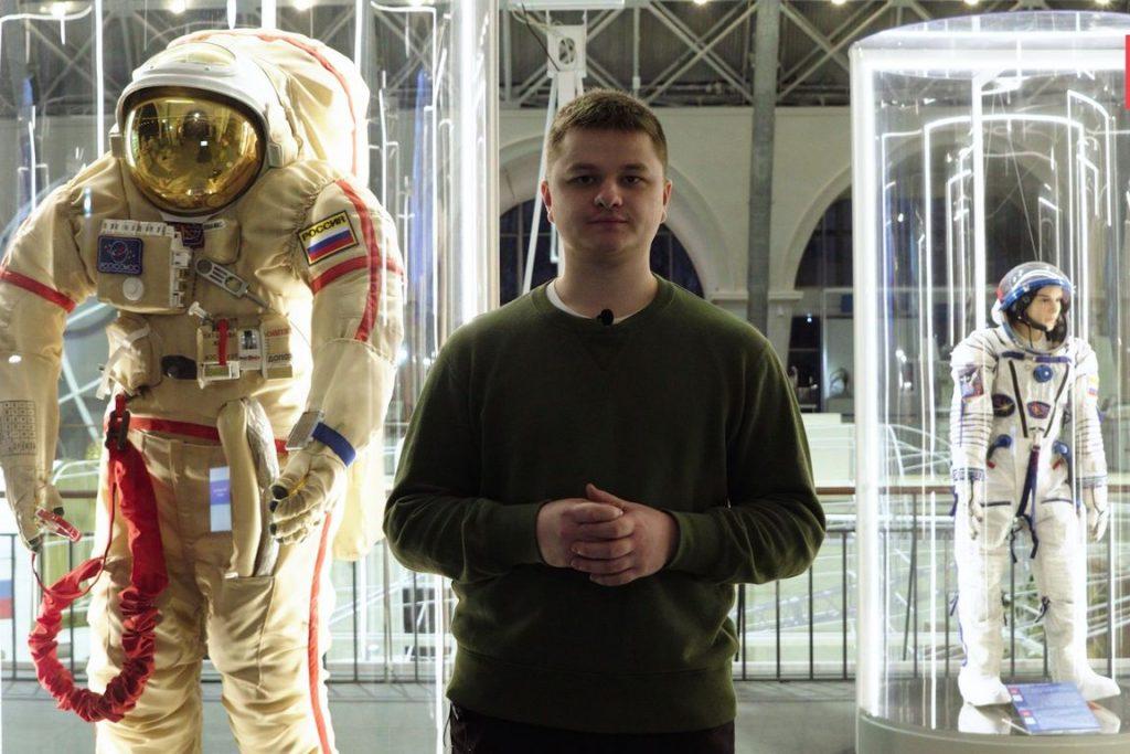 популяризатор космонавтики Денис Прудник