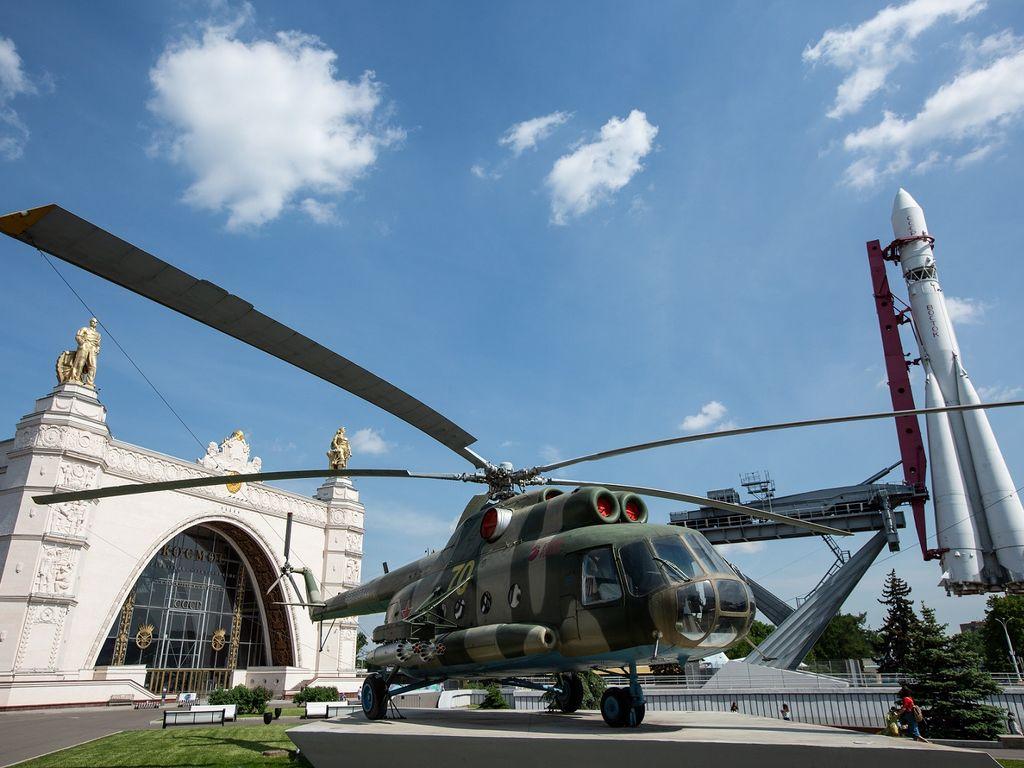 ВертолетМи-8