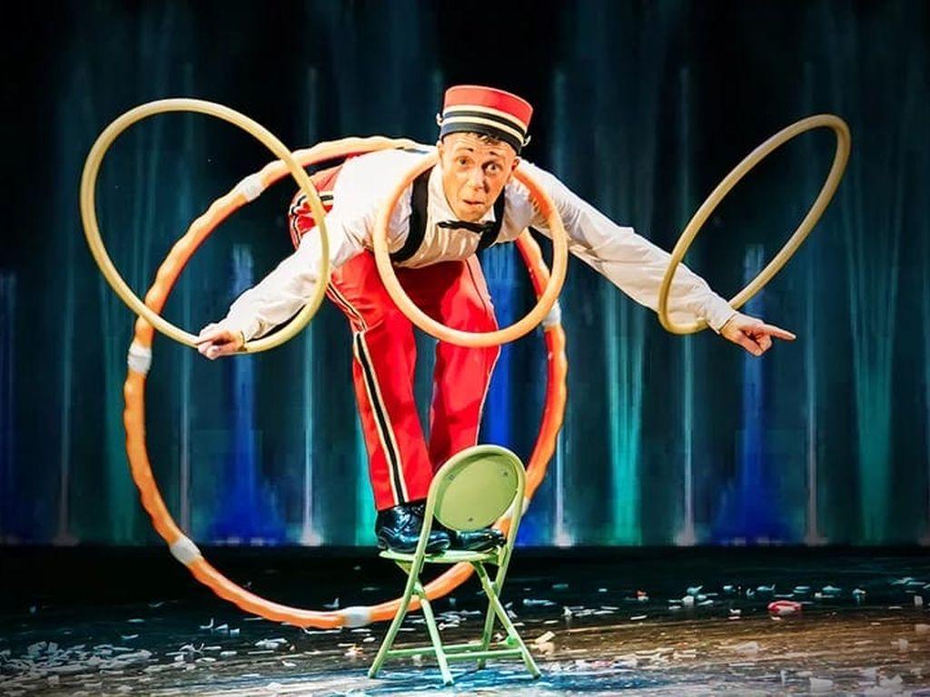 Цирковой шоу - Цирк моего детства