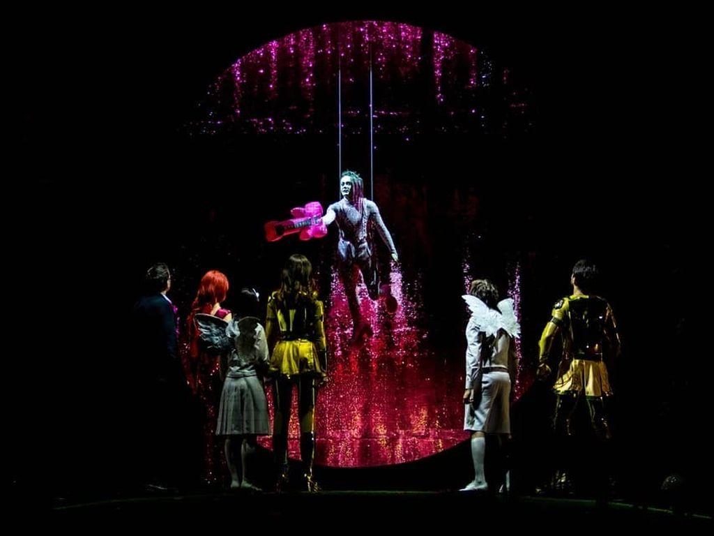 Спектакль в Театре на Малой Бронной