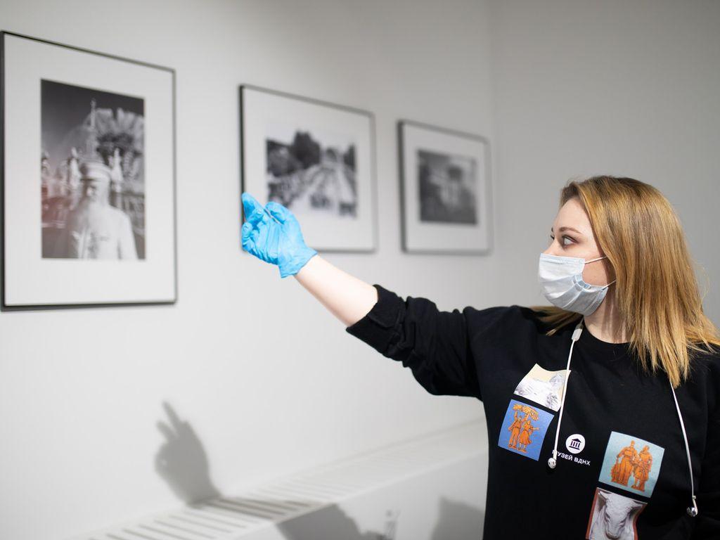 Меры безопасности на выставке Внештатный» взгляд штатного фотографа