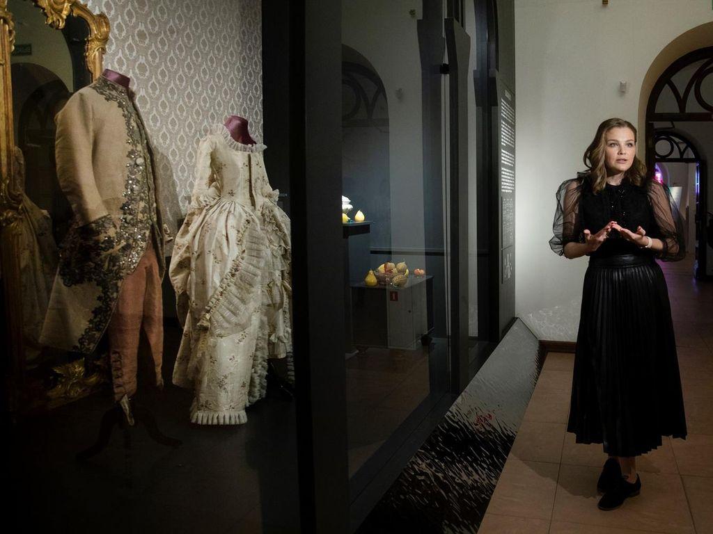 арья Колпашникова, куратор выставки «Под маской Венеции»