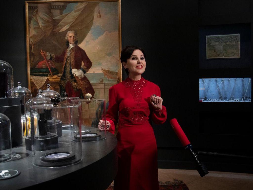 лизавета Фокина, генеральный директор музея-заповедника «Царицыно»