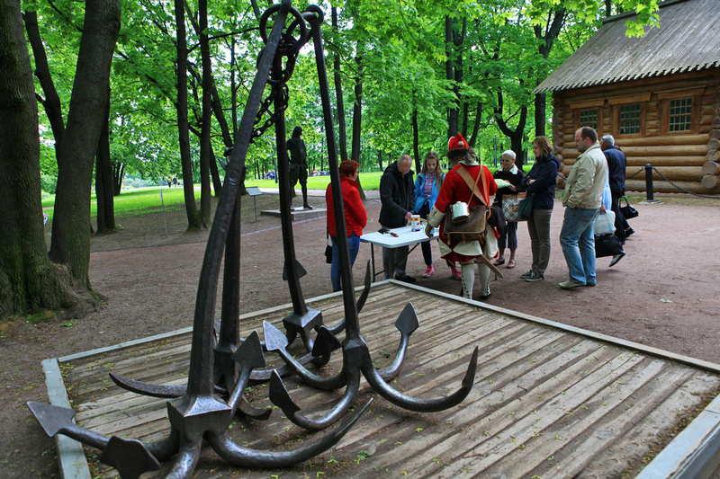 Праздник «День Петра Великого» в Коломенском
