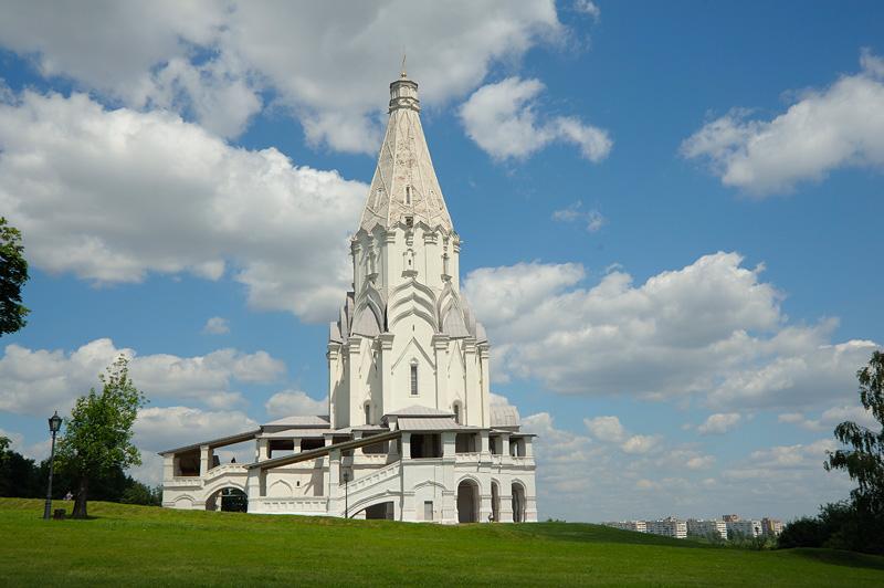 В Коломенское - на летние экскурсии
