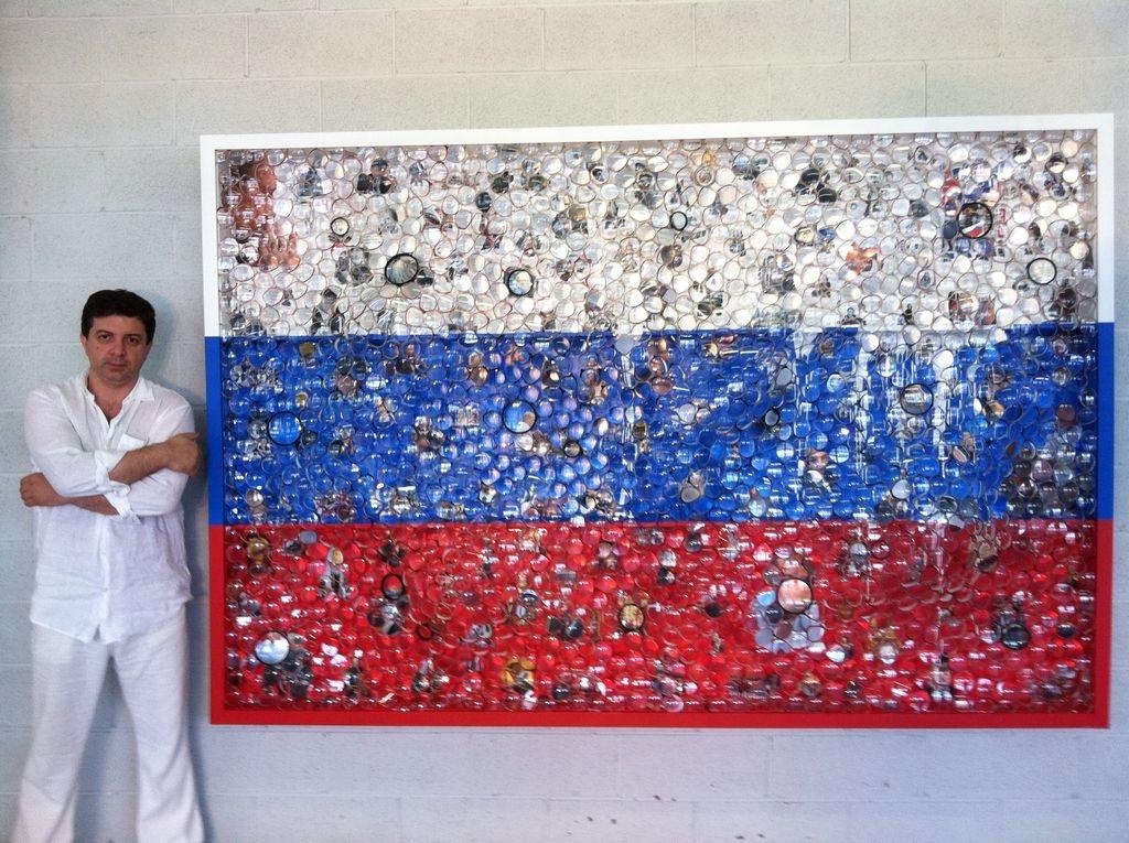 Мастер-класс с известным американским художников Д. Датуной
