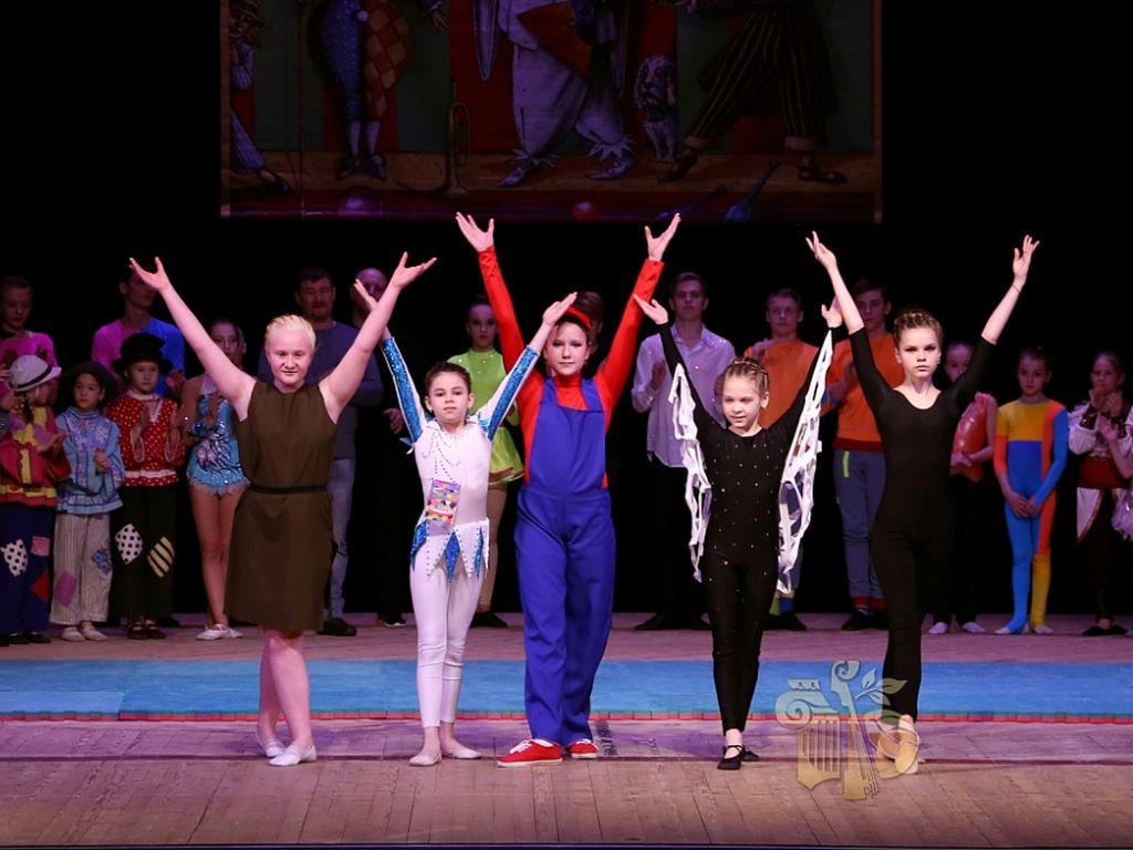 XVII Московский международный молодежный фестиваль-конкурс циркового искусства