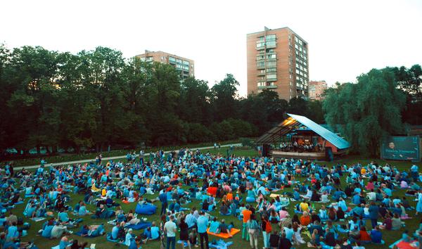 Концерт «Сон в летнюю ночь»
